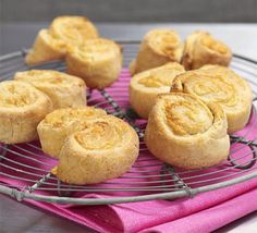 Cheese roll-ups - Teach kids a lifetime cookery skill with a special recipe from CBeebies' 'i can cook'- these buns show how to make dough