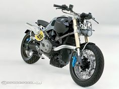 BMW Lowrider concept bike.