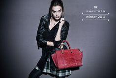 Campanha Smartbag Outono-Inverno 2014 #smartbag #bags #fashion #winter2014 #bolsa #inverno2014
