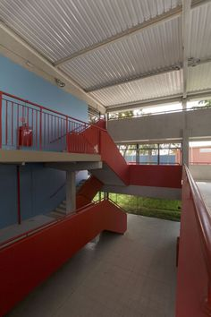 FDE - Escola Parque Dourado V,© Carlos Kipnis