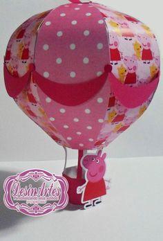 Balão decorativo.