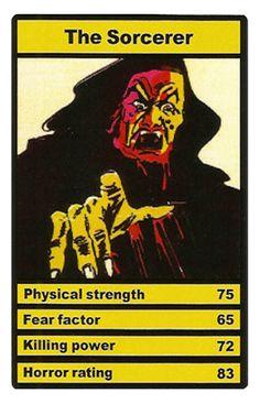 Hypnogoria: TOMB OF THE TRUMPS #13 - Devil Priest Pack Part XIII