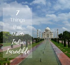 Incredible India. There are always those who don't like it, but it enchanted me. I saw a lot in this country. Everything. Incredible contrasts. Read my latest post to see which places I've visit and why is India so incredible.