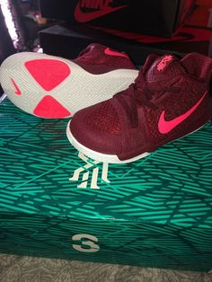 the latest b3204 abef1 Nike Kyrie 3 Toddlers Preschool Retros Kids Boys Girls Athletic Running  Shoes  fashion  clothing