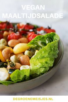 Pin van De Groene Meisjes | vegan recepten, groene duurzam