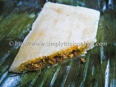 Cassava Pastelles