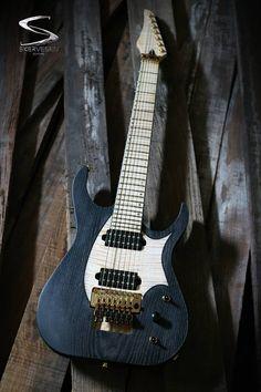 Skervesen Mirage Guitar Chords, Acoustic Guitar, Types Of Guitar, Guitar Pins, Guitar Body, Beautiful Guitars, Fender Guitars, Custom Guitars, Sound Of Music