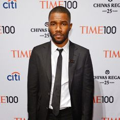 NEW YORK, NY - APRIL 29: Frank Ocean attends the TIME 100 Gala, TIME's 100 most influential people in the world, at Jazz at Lincoln Center on April 29, 2014 in New York City. (Photo by Larry Busacca/Getty Images for TIME)