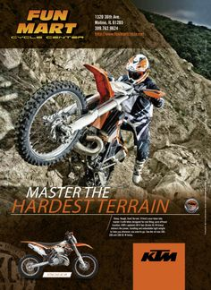 Check out the new 2014 KTM 250XC-W. #ktm