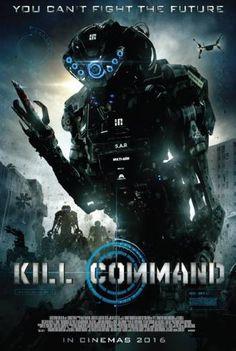 Kill Command (2016) [HDrip] Hollywood Movie Free Download - Movies Box