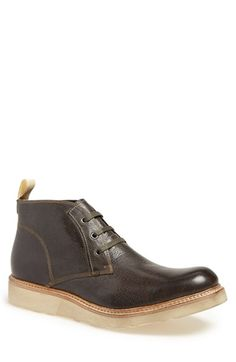 John Varvatos Star USA 'Nelson' Plain Toe Boot (Men)