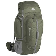 nice Kelty Coyote 80 Hiking Backpack