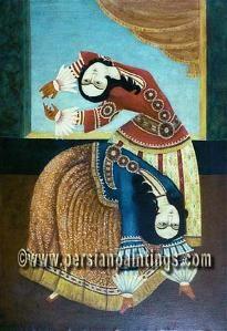 Persian Dancers http://www.persianpaintings.com/qajargalleries/index.htm