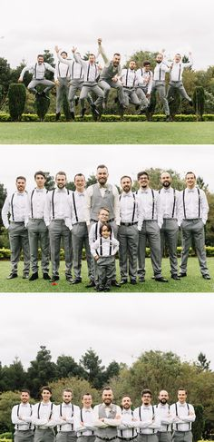 Padrinhos mesma roupa e suspensório. Love when the guys lose the jackets an just rock the vests. Wedding Fotos, Trendy Wedding, Wedding Pictures, Dream Wedding, Wedding Groom, Wedding Attire, Wedding Engagement, Rustic Wedding, Wedding Vintage