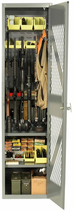 SecureIT TGS Sportsman Elite Weapon and Gear storage