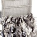 Curly Willow Silver Chair S...