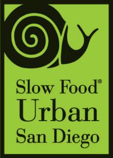 Join Slow Food Urban San Diego  May 17th  9am - 12pm  ..as we kick off our Family Programming Series at Suzies Farm with our Slow Food Family Farm Camp! Fun for the whole family includes an interactive pizza lunch using Suzies' hand-made cob oven, veggie tie-dying, farm tours and more! Pricing is per family (up to two adults and three kiddos).  We look forward to seeing you there!
