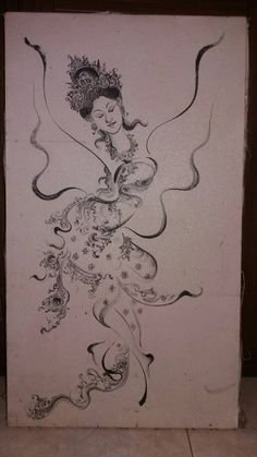balinese tradititional painting