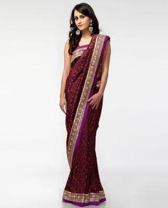 Bridesmaid saris?