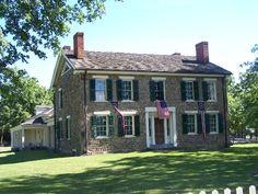 32 best cobblestone houses of nys images upstate new york rock rh pinterest com