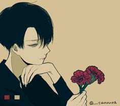 Levi Ackerman // Attack On Titan // Shingeki No Kyojin More