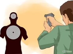 Image titled Practice Drills with Your Handgun Step 9 Find our speedloader now! www.raeind.com or http://www.amazon.com/shops/raeind