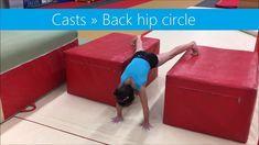 Casts » Back hip circle