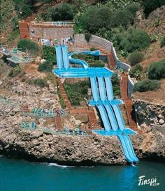 25 Wildest Water Slides in the World