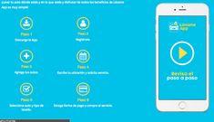 lavame-2 Conoce Lávame App: Aplicación de lavado en seco y a domicilio