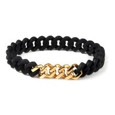 Wholesale cheap lust ltd bracelet online, bracelets type - Find best men's accessories on lust ltd black silicone cuban link bracelet for men women gold stainless steel bracelet gift free shipping dz0120 at discount prices from Chinese link, chain supplier - ltjewelry on DHgate.com.