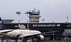 """الاحتلال يعلن إغلاق مطار """"بن غوريون"""" قرب…: الاحتلال يعلن إغلاق مطار """"بن غوريون"""" قرب مدينة """"تل أبيب"""" بعد وصول الحرائق إليه"""