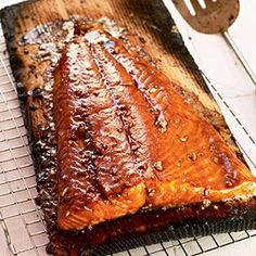 Posts about Cedar-plank Salmon written by Jeffrey Thal Best Bbq Recipes, Summer Grilling Recipes, Barbecue Recipes, Fish Recipes, Seafood Recipes, Cooking Recipes, Favorite Recipes, Asian Recipes, Delicious Recipes