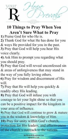 Bible Verses About Love:At times, you want to pray, but you don't know what to pray. Use these 10 areas as a starting point. Ask God to bring other areas to your remembrance. Prayer Scriptures, Bible Prayers, Faith Prayer, Bible Verses, Spiritual Prayers, Healing Scriptures, God Prayer, Encouragement, The Embrace