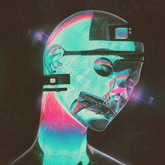 The always intriguing everyday pieces of @beeple_crap  by thefoxisblack