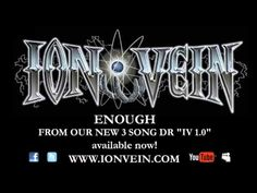 "ION VEIN: The first track from their new self-titled DR (digital release) ""IV v1.0"" available FREE at http://bit.ly/oek9n6 ....this is the first release with new vocalist Scott Featherstone so crank it up! \m/"