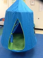 TherapymomMe Sensory Rooms in Schools & SensaHut - Sensory Blackout Pop Up Tent. A hideaway for any child ...