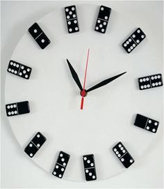 Did you lost idea for making some DIY & Craft?vSo, if you do not want to miss a single clue what that stuff is. So here are some references for you to get an idea of what will change in your home design. Wall Clock Design, Diy Clock, Clock Ideas, Decoration Inspiration, Wood Clocks, Diy Room Decor, Home Decor, Clever Diy, Diy And Crafts
