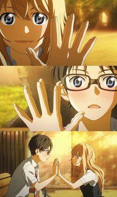 Koari & Arima *^* [Shigatsu wa Kimi no Uso] ♥