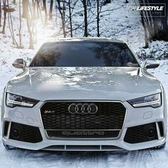 Best Audi Flow Images On Pinterest Fancy Cars Cool Cars And - All white audi