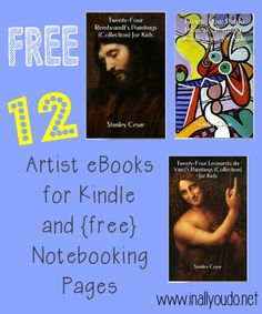 FREE Artists ebooks