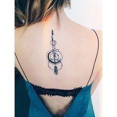 نتيجة بحث الصور عن cool spine tattoos