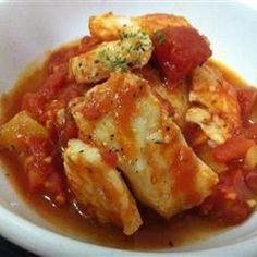 Catfish Creole Allrecipes.com