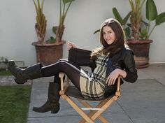 Eden Sher . . . Sue Heck  I think she is amazing!  :D