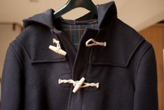Original Monty Duffel Coat