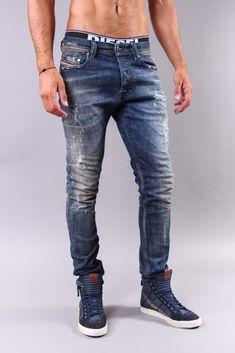 Jeans Diesel Tepphar 830K http://www.dimicheli.com/nouveautes/homme/jeans/jeans-tepphar-830k-used-387-28519.htm