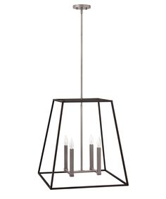 Buy the Hinkley Lighting Bronze Direct. Shop for the Hinkley Lighting Bronze 4 Light Height Indoor Lantern Pendant from the Fulton Collection and save. Foyer Lighting, Hinkley Lighting, Pendant Lighting, Lighting Ideas, House Lighting, Indoor Lanterns, Metal Lanterns, Cage Pendant Light, Lantern Pendant