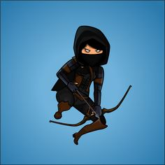 Female Dark Thief Game Character Sprite - Great for your side scrolling games. Royalty free game asset for indie game developer. Fantasy Characters, Female Characters, Fictional Characters, Free Game Assets, 2d Character Animation, Indie Games, Game Character, Darth Vader, Superhero