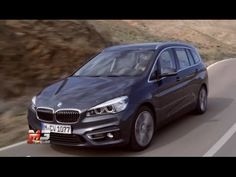 NEW BMW SERIE 2 GRAN TOURER 2015 - FIRST TEST DRIVE
