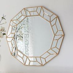Gallery Direct Celeste Mirror – Next Day Delivery Gallery Direct Celeste Mirror from WorldStores: Everything For The Home