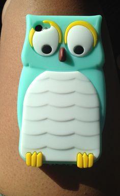 Owl phone case